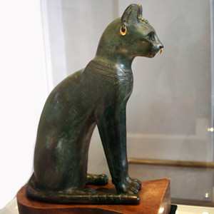 Gayer Anderson Cat British Museum